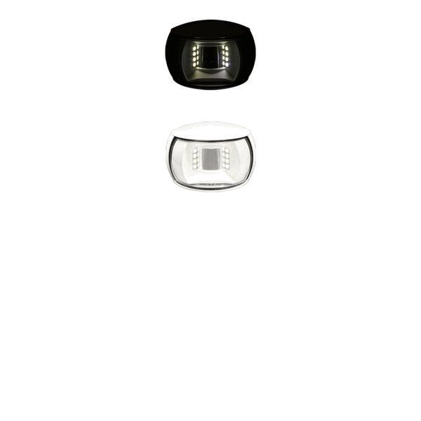Hella 2NM Stern Light Black Shroud Clear Lens
