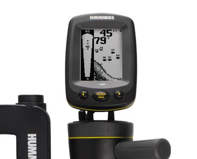 HUMMINBIRD 120 FISHIN BUDDY