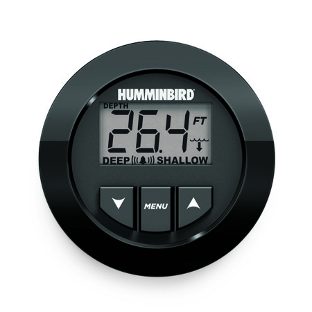 Humminbird Hdr 650 Digital Sounder - Round Bezel C/w Transducer