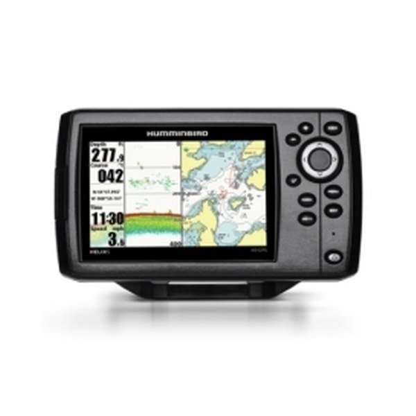 Humminbird HELIX 5X XD GPS Fishfinder/Plotter 5″ with Navionics® Cartography