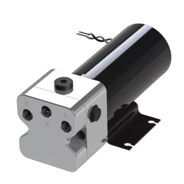 Hydraulic pumps hy pro pr 2 0l min reversing hydraulic for Castellano electric motors inc