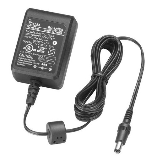 Icom BC-123 UK Charger AC Adapter