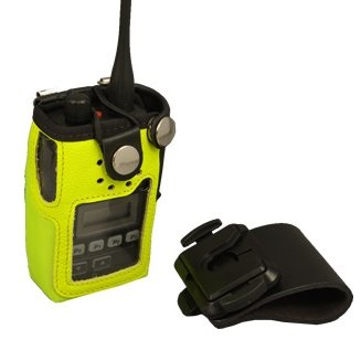 Icom Bcm-87 Yellow Nylon Canvas Case - Ic-f61m / M87