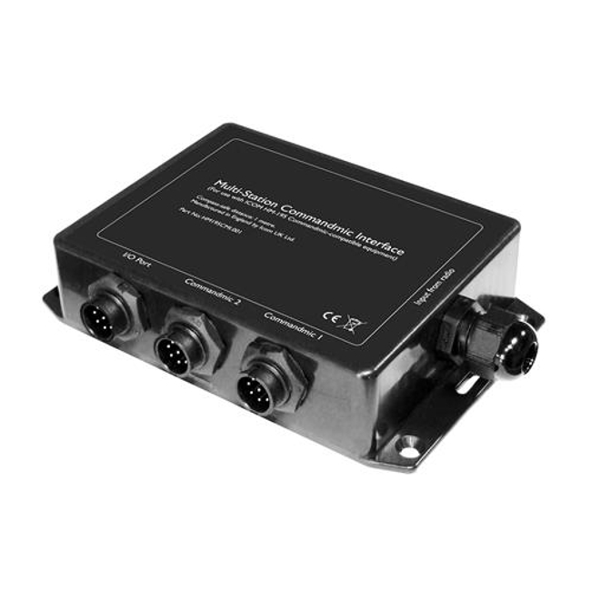 Icom HM-195CMI Multi Station Commandmic Interface