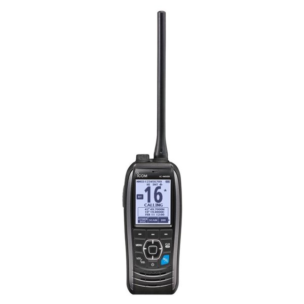 Icom IC-M93D Buoyant VHF/DSC Handheld with GPS