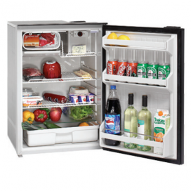 Isotherm Cruise 130L Refrigerator (C/w Freezer Co Comp.)