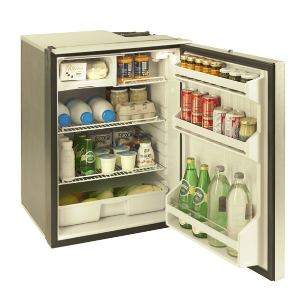Refrigerators: Isotherm 1352G Cruise 36L Build in Drawer - White