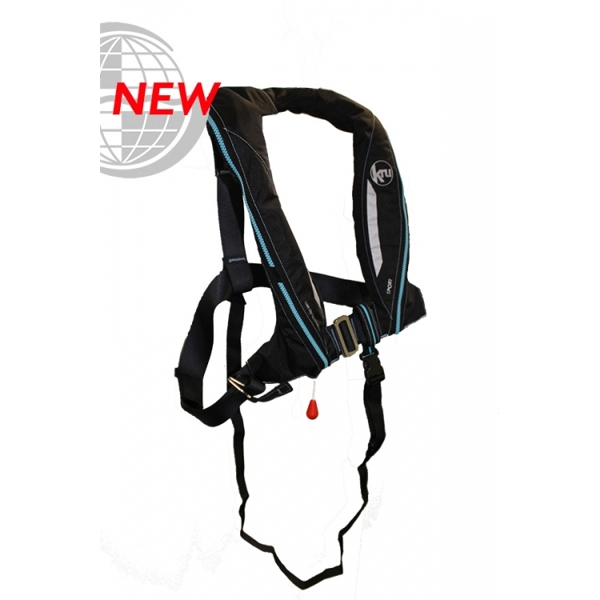 Kru Sport - Automatic + Harness - Carbon