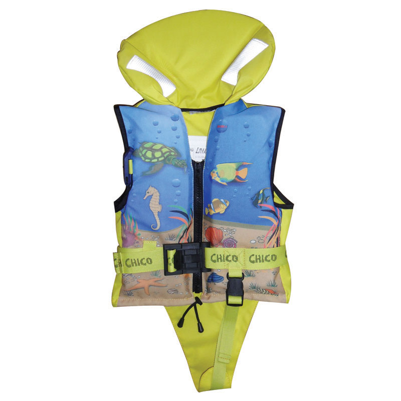"""lalizas-chico Lifejacket.child.100n,iso 12402-4,30-40kg"""