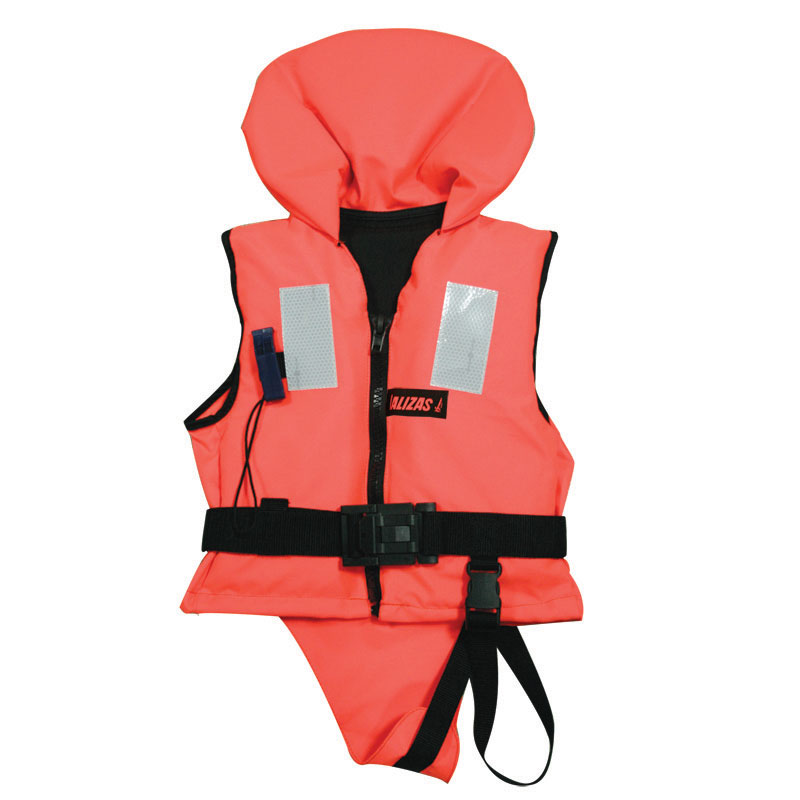 Lalizas Lifejacket Adult 100N ISO12402-4. 40-50kg