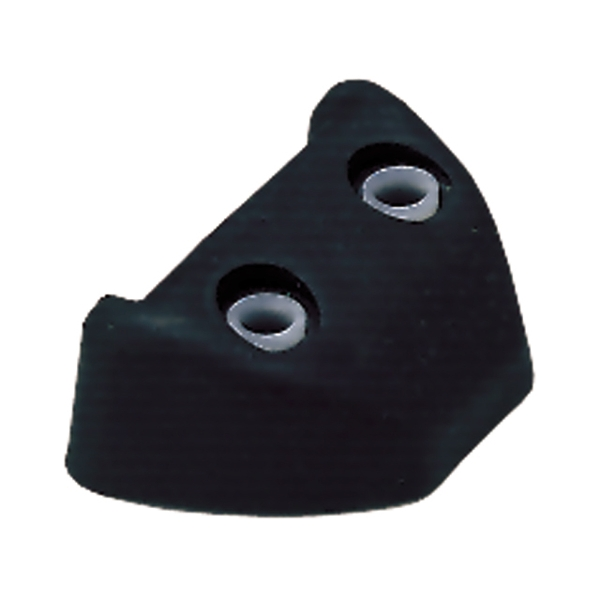 Lewmar Size 2 Simple End Stop (black)