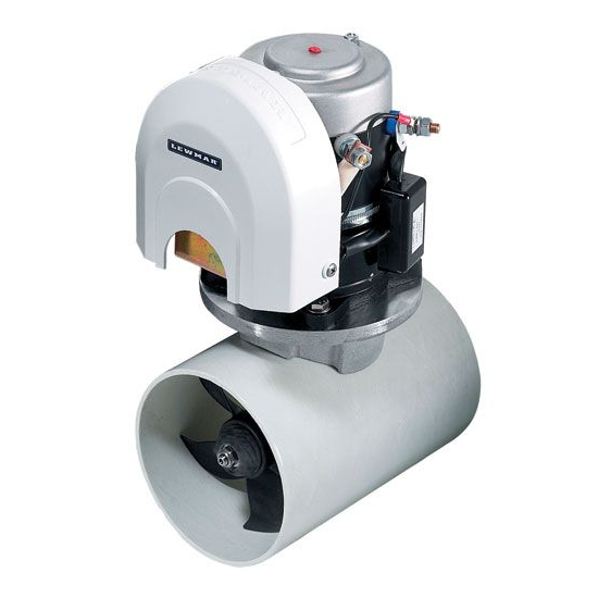 Lewmar 140TT 2.2KW 12V Electric Bow Thruster