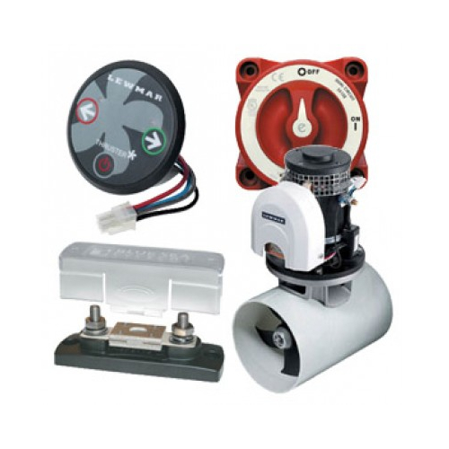 Lewmar 140TT 2KW 12V Electric Bow Thruster Kit