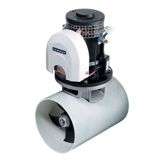 Lewmar 185TT 3KW 12V Electric Bow Thruster
