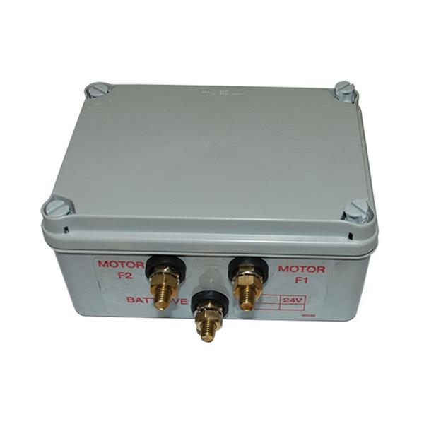 Lewmar 24v Control Box To Suit V5 Windlass