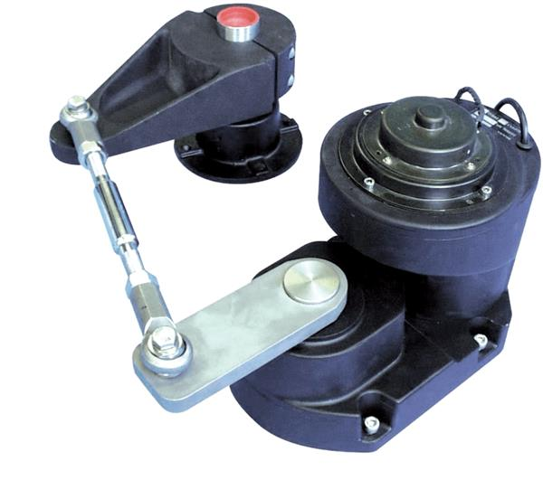 Lewmar Direct Drives 1/4hp 12v 166mm Lever
