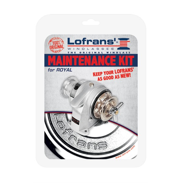 Lofrans Maintenance Kit for Falkon Windlass