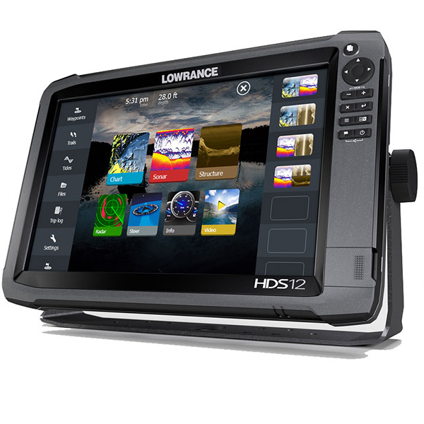 Lowrance HDS-12 GEN3 With Built in Sounder