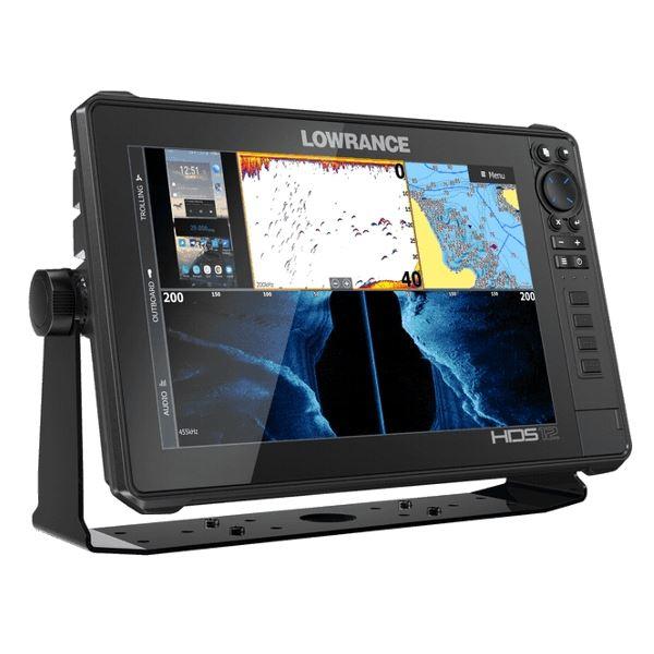 Lowrance HDS-12 LIVE No Transducer (000-14430-001)