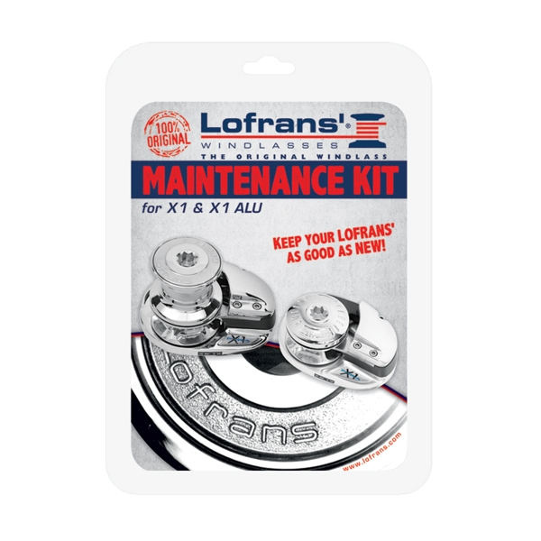 Lofrans Maintenance Kit for X1 Windlass