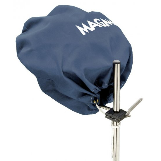 Magma Marine Kettle Grill Cover Party Size - Captains Navy