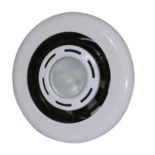 Manrose Marine Extract-A-Lite 24V Shower/Fan Light 100mm White