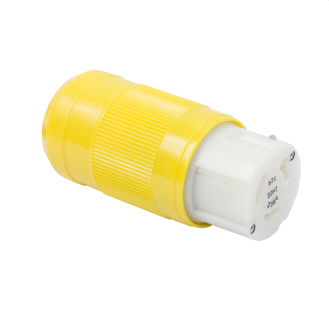 Marinco 32A 230V Female Connector EZ Lock