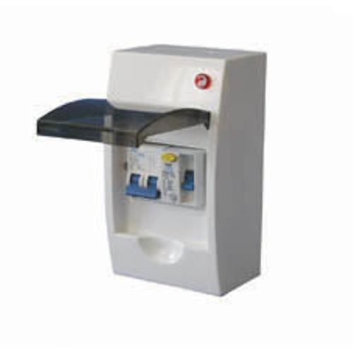 Marinco Mains RCD 30mA Consumer Unit With Breakers