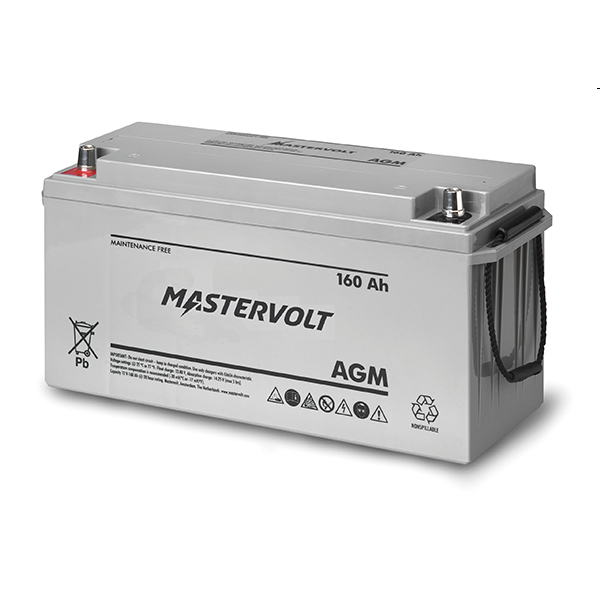 Mastervolt AGM Battery 12v/160Ah