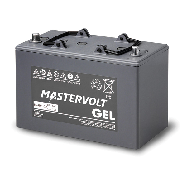 Mastervolt MVG Gel Battery 12v/85Ah