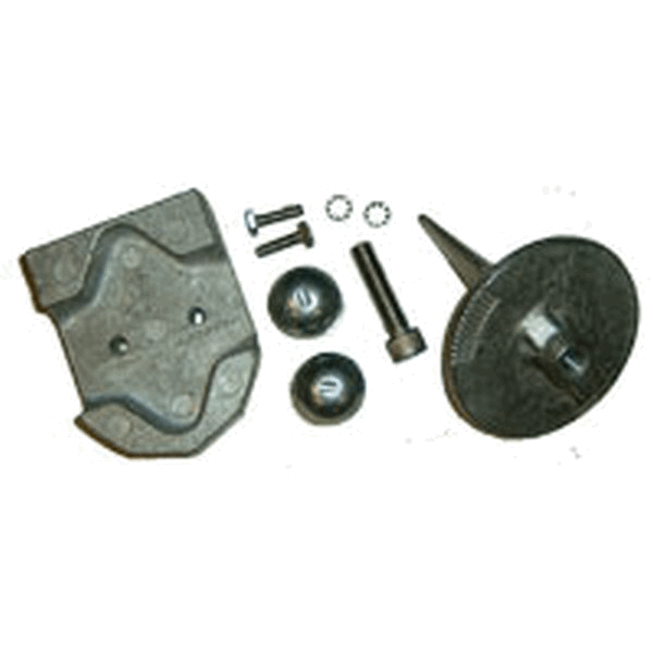 MG Duff Mercruiser Alpha 1 Gen1 Aluminium Engine Anode Kit