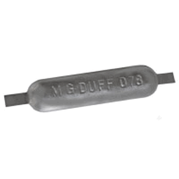 MG Duff MD78 Magnesium Anode