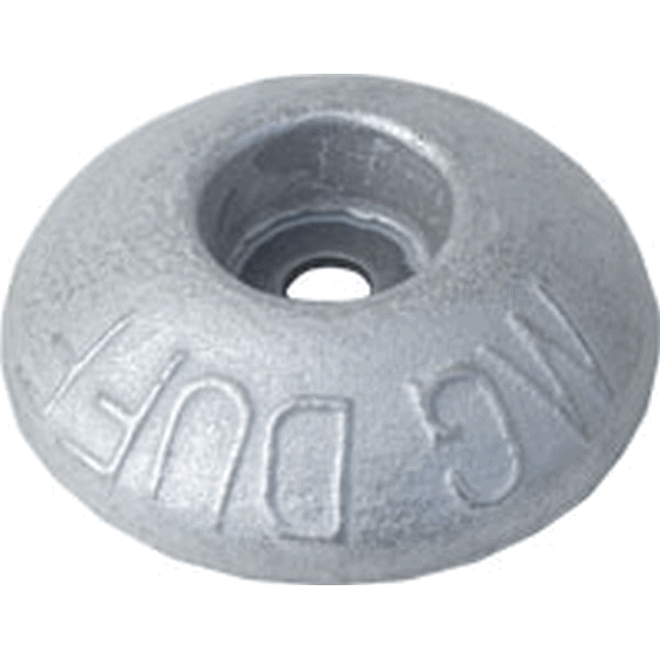 MG Duff MD56 Magnesium Anode 0.25Kg Nom Net Weight