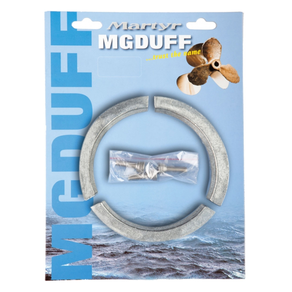 MG Duff Volvo Penta Folding Prop Ring Anode