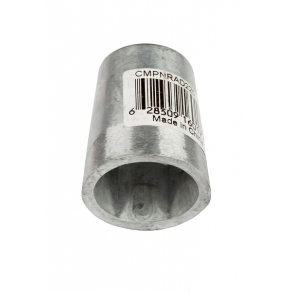 MG Duff Zinc Prop Nut Anode 22/25mm Replacement