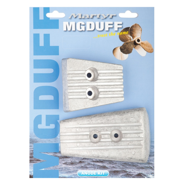 MG Duff Aluminium Engine Anode Kit Anode Kit For Dph & Dpr