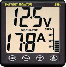 Nasa Marine BM-1 Clipper Battery Monitor (24V)
