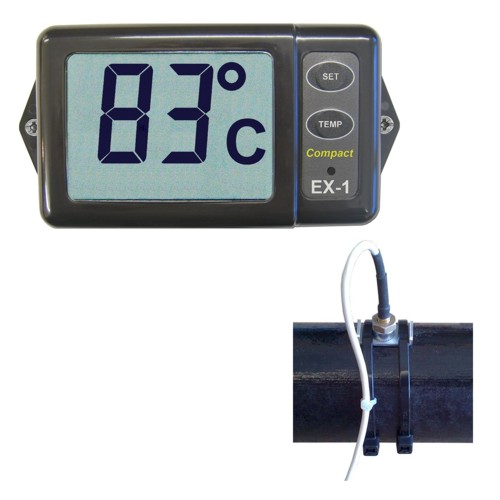 Nasa Exhaust Temperature Monitor