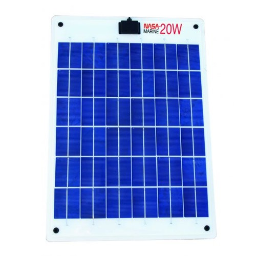 NASA 10W Semi Flexible SOLAR PANEL