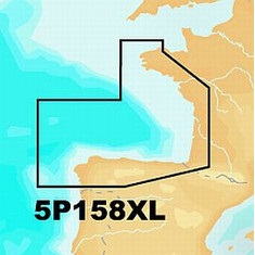 Navionics Platinum+ XL - SD/Micro SD - Bay Of Biscay/Spain