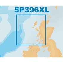 Navionics Platinum+ XL - CF Card - Scotland West