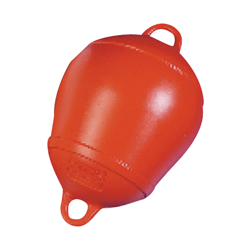 Nuova Rade Mooring Buoy Rigid Plastic. Ext.ø250mm. Orange