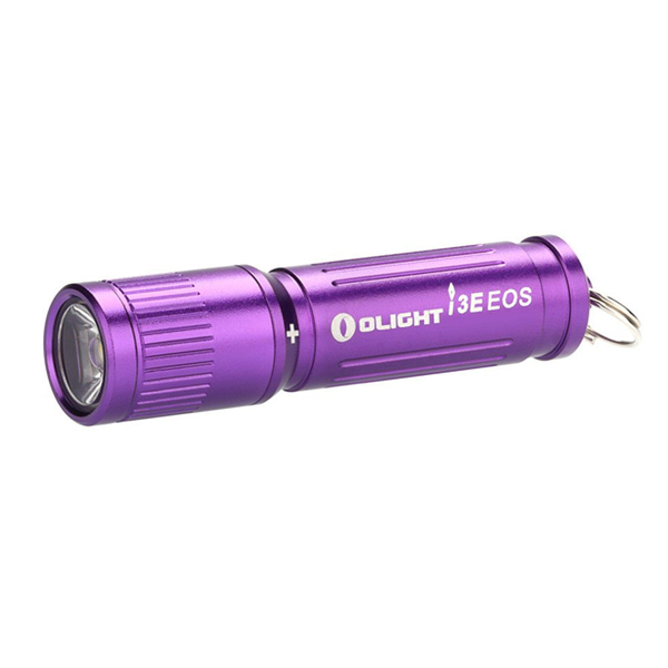 Olight I3E (Purple) Keychain Flashlight (LED)