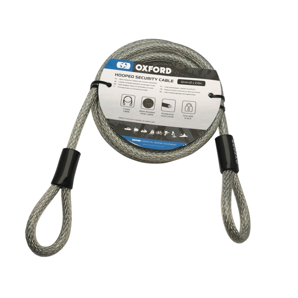 Oxford Lockmate Cable12 12 x 2.0m