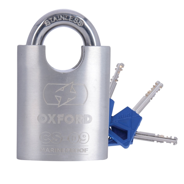 Oxford CS09 Marine Stainless Lock 50mm