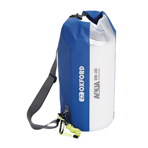 Oxford Aqua DB20 Dry Bag Blue