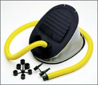 Foot Pump 6.5Ltr