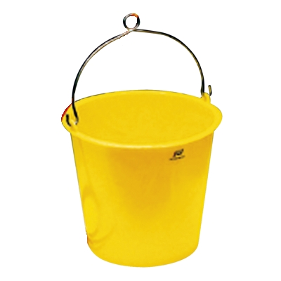 PLASTIC BUCKET 10Ltr WITHOUT ROPE