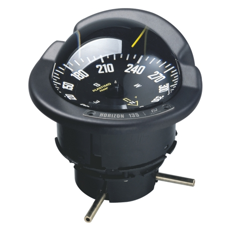 Plastimo Horizon 135 Compass With Black Card