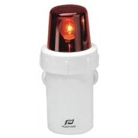 Battery Nav Light - RED PORT
